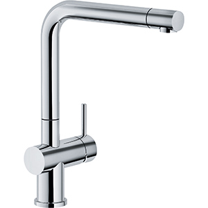 Active Plus | Swivel Spout | Chrome | Taps