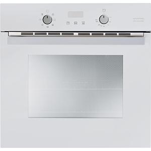 Crystal | CR 66 M WH-1 | Glass White | Ovens