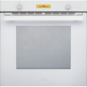 Crystal | CR 981 M WH M DCT | Glass White | Ovens