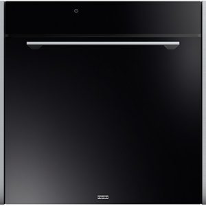 Frames by Franke | FS 913 M BK DCT TFT | Stainless Steel-Glass Black | Ovens