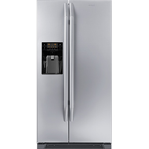 Side by Side | FSBS 6001 NF IWD XS A+  | Stainless Steel | Refrigerators