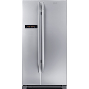Side by Side | FSBS 6001 NF XS A+ | Stainless Steel | Refrigerators