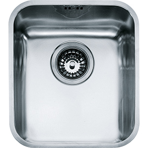 Sottotop | GAX 110-30 | Stainless Steel | Sinks
