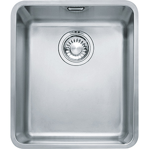 Kubus | KBX 110-34 | Stainless Steel | Sinks