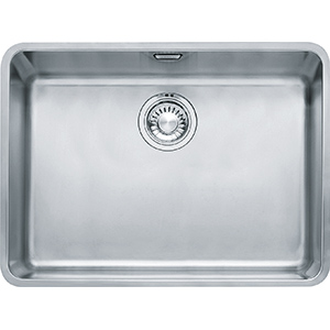 Kubus | KBX 110-55 | Stainless Steel | Sinks