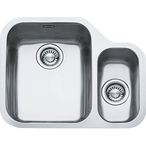 Ariane | ARX 160 | Stainless Steel | Sinks