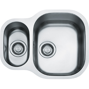 Compact Plus | CPX 160 P | Stainless Steel | Sinks