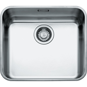 Largo | LAX 110 45 | Stainless Steel | Sinks