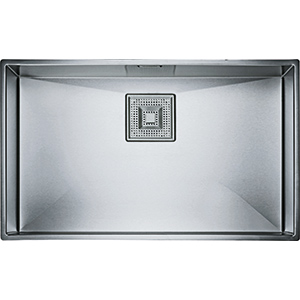 Peak | PKX 110 70 | Stainless Steel | Sinks