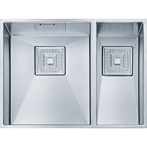 Peak | PKX 160 34-18 | Stainless Steel | Sinks