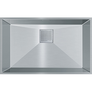 Peak Undermount | PKX 110-70 | Stainless Steel | Sinks