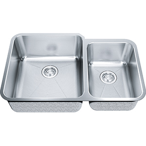 Concerto | NCX120-31 | Stainless Steel | Sinks