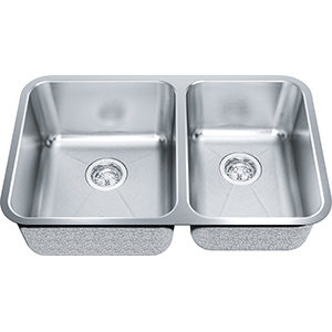 Concerto | NCX160-28RH | Stainless Steel | Sinks