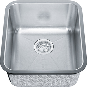 Concerto | NCX110-15 | Stainless Steel | Sinks