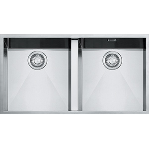 Planar | PPX 120 | Stainless Steel | Sinks