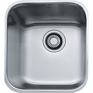 Steel Queen | SQX 110-36-2 | Stainless Steel | Sinks