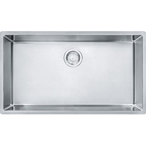 Cube | CUX11030-8 | Stainless Steel | Sinks