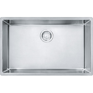 Cube | CUX11027-8 | Stainless Steel | Sinks