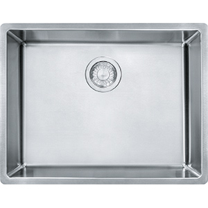 Cube | CUX11021 | Stainless Steel | Sinks