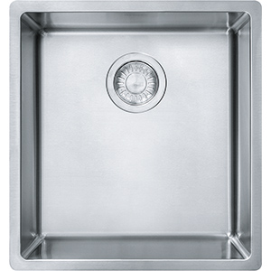 Cube | CUX11015 | Stainless Steel | Sinks
