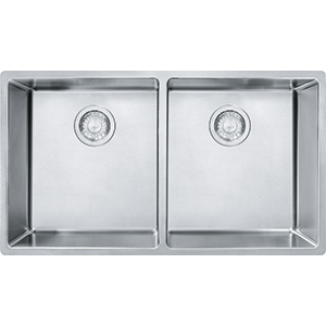 Cube | CUX120-CA | Stainless Steel | Sinks