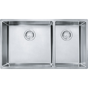 Cube | CUX160 | Stainless Steel | Sinks