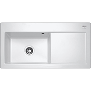 Mythos | MTK 611 | Ceramic White  | Sinks