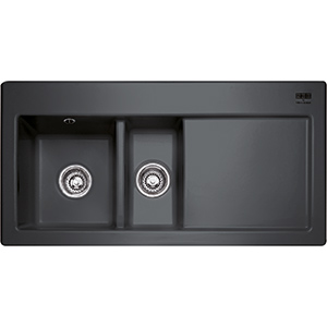 Mythos | MTK 651 | Ceramic Black | Sinks