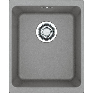 Kubus | KBG 110 34 | Fragranite Stone Grey | Sinks