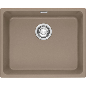 Kubus | KBG 110 50 | Fragranite Oyster | Sinks