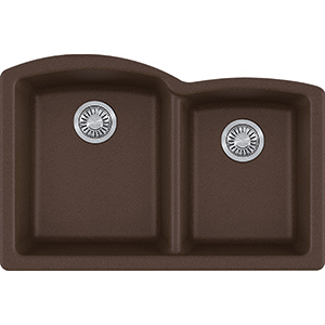 Ellipse | ELG160MOC | Granite Mocha | Sinks
