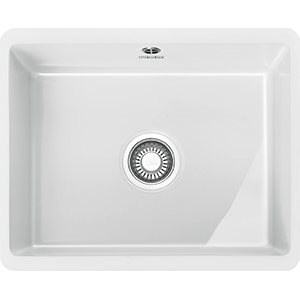 Kubus | KBK 110 50 | Ceramic White  | Sinks