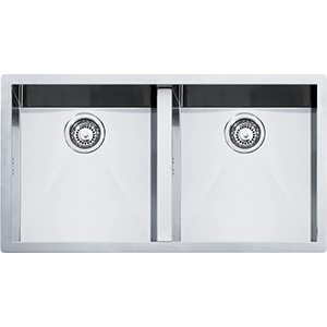 Planar | PZX 120 | Stainless Steel | Sinks