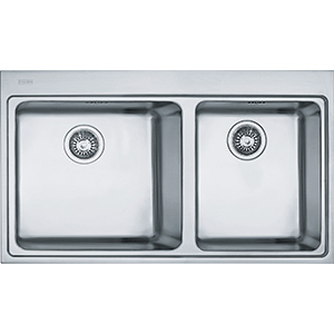 Mythos | MMX 220 | Stainless Steel | Sinks