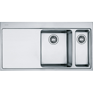 Mythos | MMX 261 | Stainless Steel | Sinks