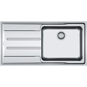 Aton | ANX 211-100 | Stainless Steel | Sinks