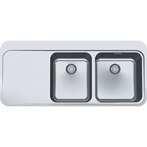 Sinos | SNX 221 | Stainless Steel | Sinks