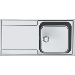 Maris | MRX 211 R | Stainless Steel | Sinks