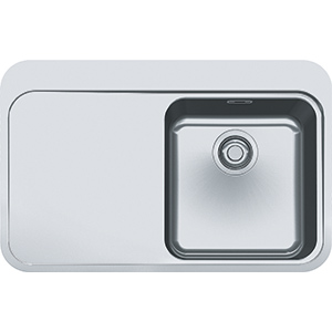 Sinos | SNX 211 | Stainless Steel | Sinks