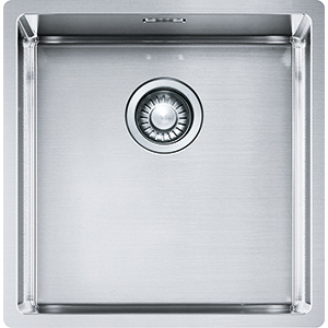 Franke Box | BXX 110-40/ BXX 210-40 | Stainless Steel | Sinks