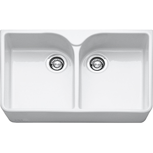 Belfast | VBK 720 | Ceramic White  | Sinks
