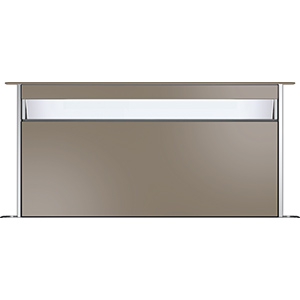 Frames by Franke | DOWNDRAFT FS DW 866 XS CH | Roestvrijstaal - Champagne glas | Afzuigkap