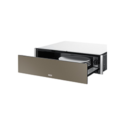Frames by Franke | WARMING DRAWER FS DRW 14 CH | Stainless Steel-Glass Champagne | Ovens