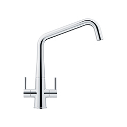 Cristallo | Cristallo | Chrome | Taps