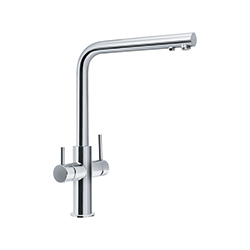 Neptune Clear Water | Swivel | Chrome | Sink Mixers
