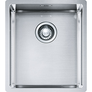 Franke Box | BXX 110-36/ BXX 210-36 | Stainless Steel | Sinks