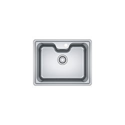 Bell | BCX 610-61 | Stainless Steel | Sinks