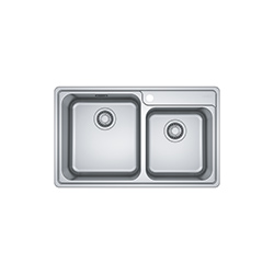 Bell | BCX 620-38 | Stainless Steel | Sinks