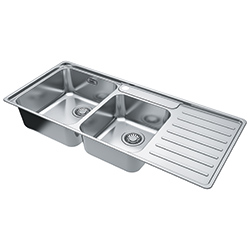 Bell | BCX 621 | Stainless Steel | Sinks