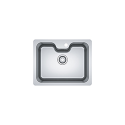 Bell | BCX 110-55 | Stainless Steel | Sinks